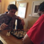 Come and join our chess games