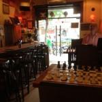 Rainy chess day