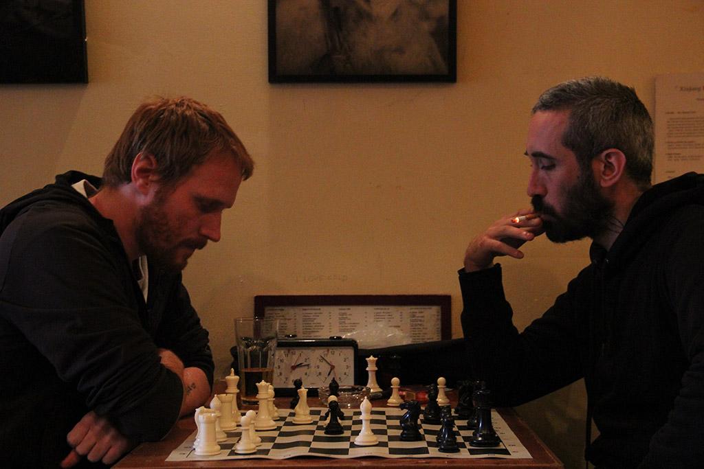 Chess in Beijing