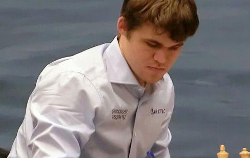 Magnus Carlsen is the new World Champion