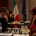 Spring chess Festival at Italian Embassy Beijing