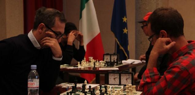 Spring chess Festival at Italian Embassy Beijing