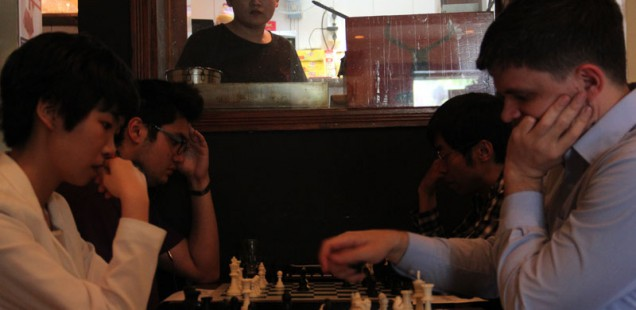 Chess Beijing - new season starts (every Sunday)