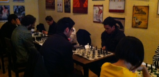 2nd Chess Beijing Tournament - Pictures and review
