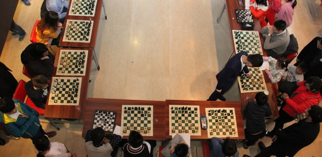 Beijing Chess Night 2015